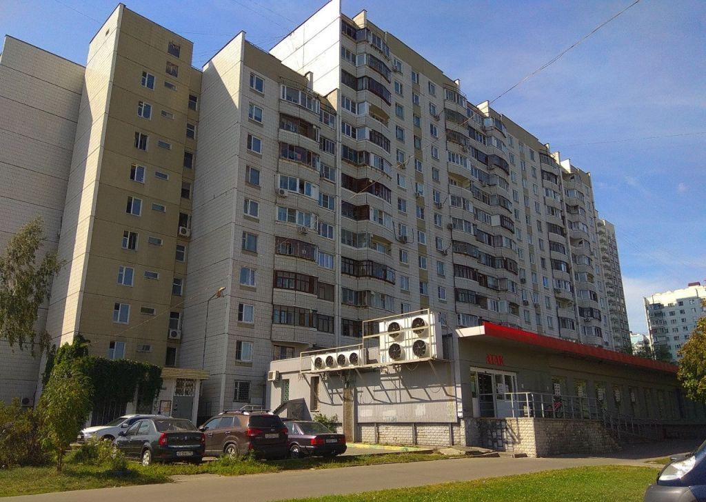 "Супермаркет ""Атак"", г. Москва, 1 этаж Мячковский б-р, д.16, 1630 м2"